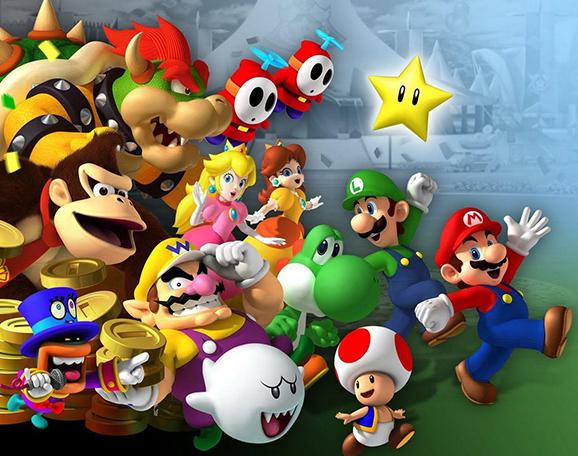 Geçmişten Günümüze Super Mario Serisi