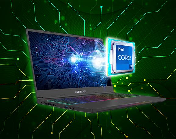 Intel Core i7-11800H İşlemcili Monster Laptop Modelleri